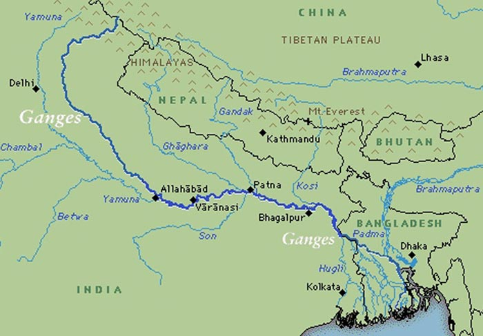 River Ganga  Holy River Ganga  Ganges  Interesting Facts on River